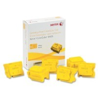 108R01016     Xerox   Yellow    6 InkSticks - Product Image