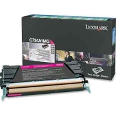 C734A1MG     Magenta Toner  6k - Product Image
