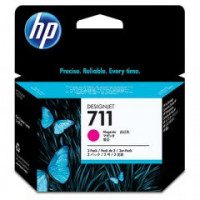 CZ135A     HP  711 29-ml   MAGENTA  Ink Cartridge 3-pack - Product Image
