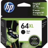 N9J92AN .. HP 64XL .. HIGH YIELD BLACK INKJET ..   600 Pages - Product Image