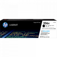 W2110X     206X    High Yield Black Toner Cartridge  Page Yield 3150 - Product Image