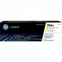 W2112A   206A   STANDARD YELLOW Toner Cartridge  Page Yield  1350 - Product Image