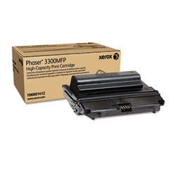 106R01412 Black Toner  High Yield 8k - Product Image