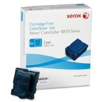 108R00950       Xerox Cyan 6 Sticks   2.8k - Product Image