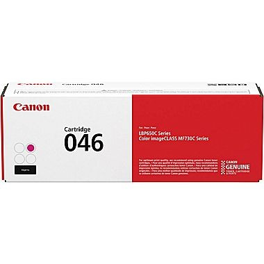 1248C001 Cartridge 046H ...   MAGENTA  Standard Yield Toner2.3k - Product Image