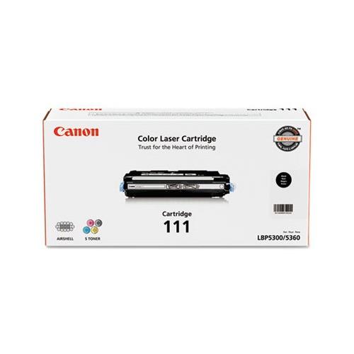 1660B001AA     OEM-Genuine Canon Black Toner   6k - Product Image