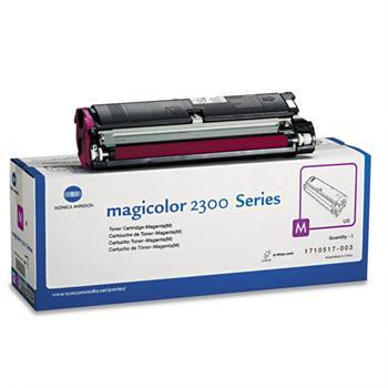 1710517-003  Konica Minolta Magenta Toner  Standard Yield  1.5k - Product Image