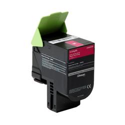 24B6009  Lexmark Magenta Toner  3k - Product Image