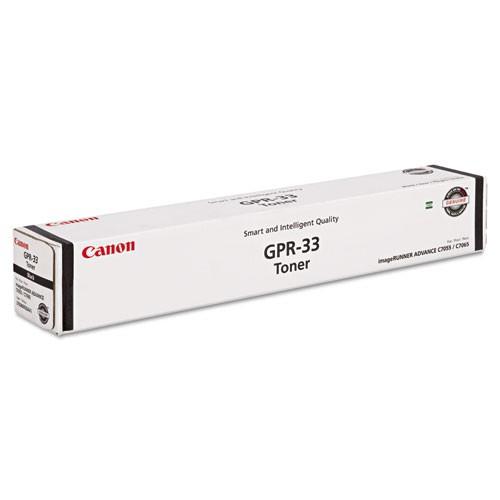 2792B003       GPR-33,GPR33,  BLACK CANON TONER.   80k - Product Image