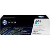 305A  CE411A OEM Genuine Hewlett Packard Toner Cartridge, CYAN - Product Image
