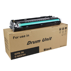 3786B004BA,GPR36,  ...  Canon Black Drum Unit - Product Image