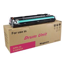 3788B004BA,GPR36,  ...  Canon Magenta  Drum Unit - Product Image