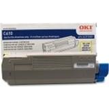44315301.. Type C15  Okidata Yellow  6k - Product Image