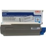 44315303.. Type C15  Okidata Cyan  6k - Product Image