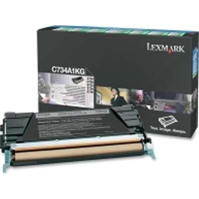 C734A1KG     Black Toner,...8k - Product Image