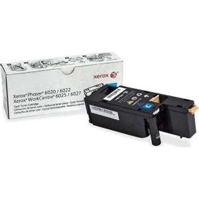 106R2756   Xerox Cyan toner   1k - Product Image