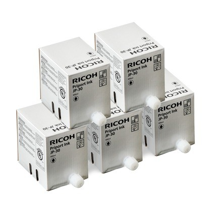 817113  Ricoh Black   Box of 5 - Product Image