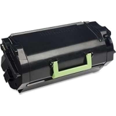 62D1000   Lexmark BLACK Standard Yield Toner  6k - Product Image