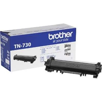 TN730    TN-730    Black Toner Standard Yield 1,200 - Product Image