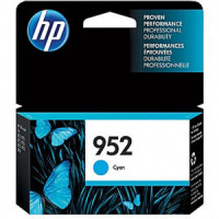 L0S49AN  .. HP 952 .. Standard CYAN  Inkjet Page Yield 700 - Product Image