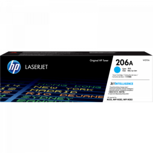 W2111A   206A    Standard CYAN Toner Cartridge  Page Yield 1350 - Product Image