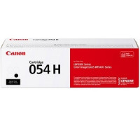 3028C001V.... 054H     High Yield Black Toner. Page Yield 3100: - Product Image