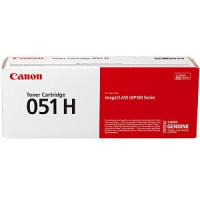 051H .. Canon .. 2169C001 .. 051H,   High Yield, Black   4k  - Product Image