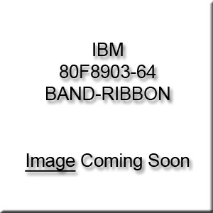 80F8903-64 Band Ribbon - Product Image