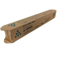 821258.. SP840A ..   OEM-Genuine Ricoh,Savin,Lanier  CYAN   Toner  34k - Product Image