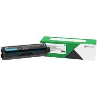 C3210C0  CYAN Toner Cartridge...Standard ..Page Yield 1500. - Product Image