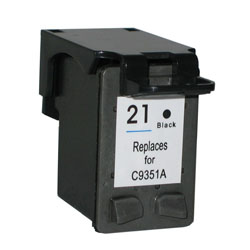 C9351AN    Generic   #21    Black    Page Yield 150 - Product Image