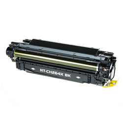 CE264X  HP  Compatible, Black Toner - HiYield   17K  646x - Product Image