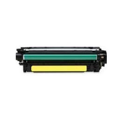 CE272A Compatible   Made In USA  HP  Yellow  Toner 13.5k - Product Image