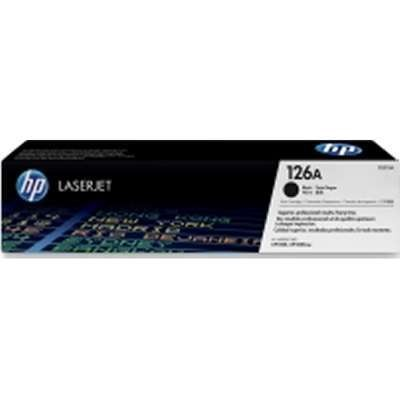 CE310A Black Toner   HP - Product Image
