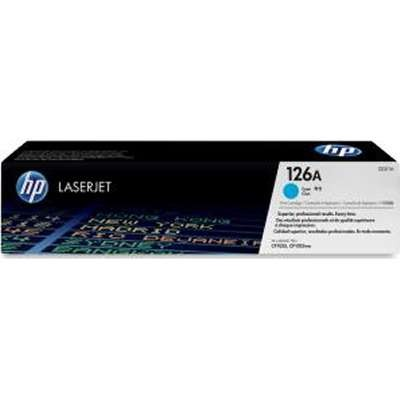 CE311A , CYAN  HP Toner - Product Image