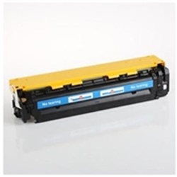 CE320A Hewlett Packard Compatible   Made in USA Black Toner Cartridge - Product Image