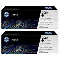 CE410XD    Dual Pack  HP 305X - Product Image
