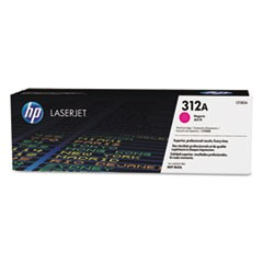 CF383A HP 312A  ...   HP  Magenta Toner with Drum Cartridge   2.7k - Product Image