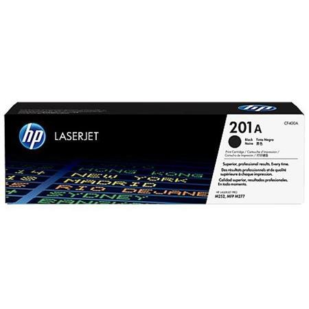 CF400A ..HP  Black Toner ..HP 201A 1.5K - Product Image