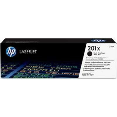 CF400X ..HP  Black Toner ..HP 201X   2.3K - Product Image