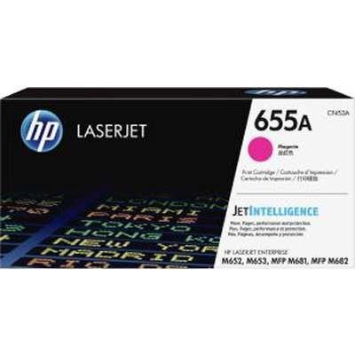 CF453A, HP 655A, MAGENTA Toner .....10,500 k - Product Image