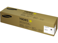 CLT-Y808S    Samsung YELLOW Toner   20k - Product Image