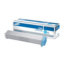 CLTC607S   Samsung Cyan Toner  15k - Product Image