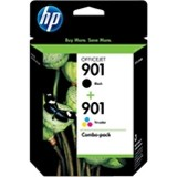 CN069FN  HP 1-Black & 1-Color Cartridge  Standard - Product Image