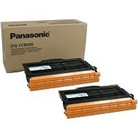 DQ-TCB008D     Panansonic Black Toner  2/Pack  8k - Product Image