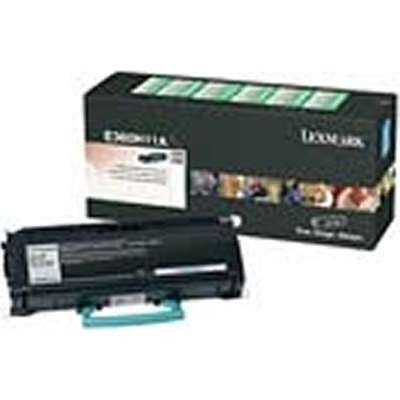 E360H11A High Yield Black Toner - Product Image