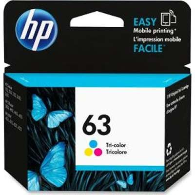 F6U61AN   HP TriColor Inkjet   Page Yld: 165 - Product Image