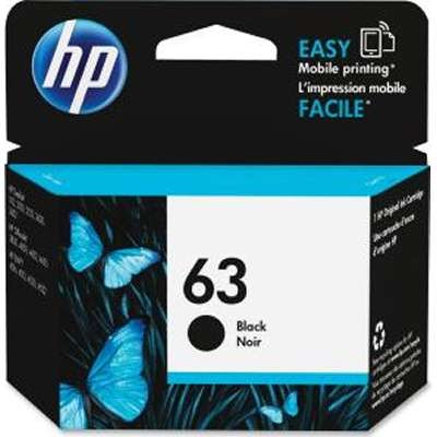 F6U62AN   HP Black   Page Yld: 190 - Product Image
