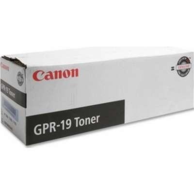 GPR19    Canon  Black Toner   47k - Product Image