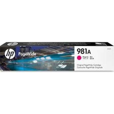 J3M69A ..Magenta ...981A ...Page Yield 6k - Product Image